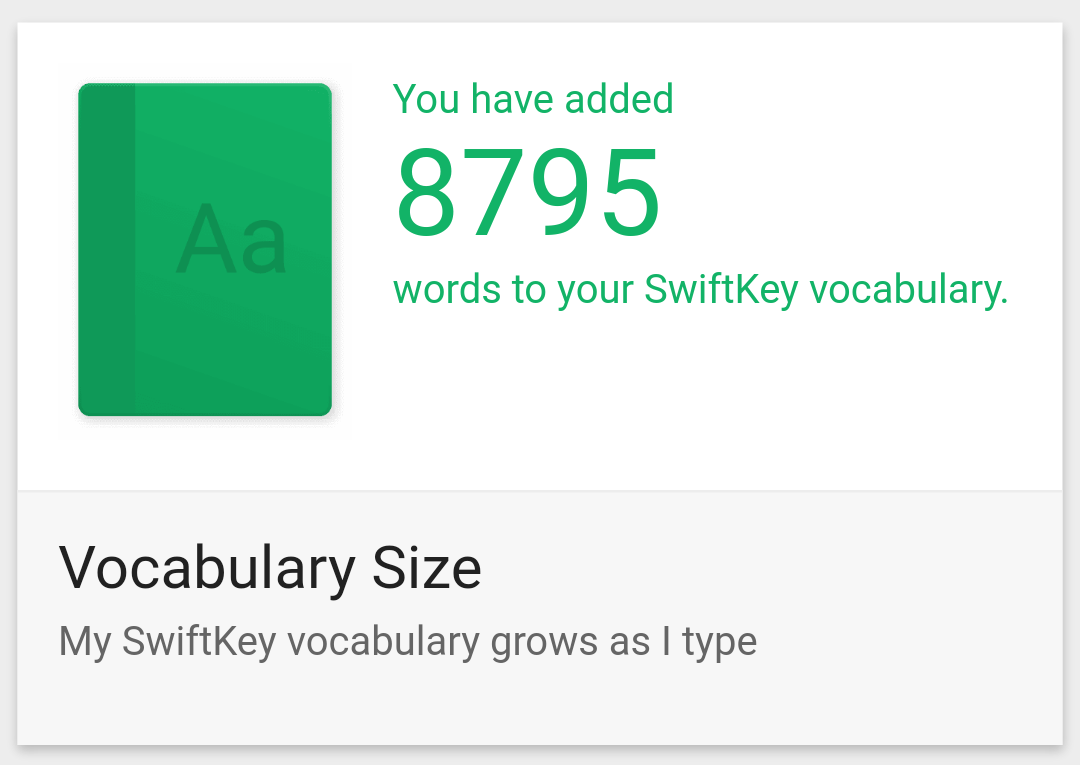 Take a look at my SwiftKey stats.png